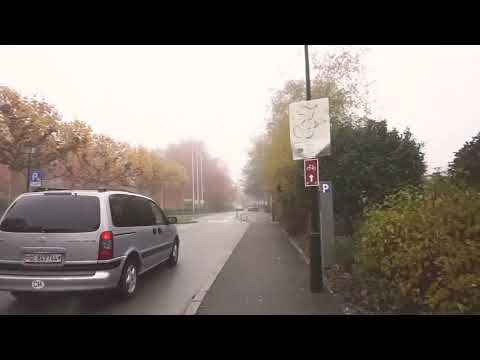 Geneva Raw Vlog:  Foggy Walk to the Post Office