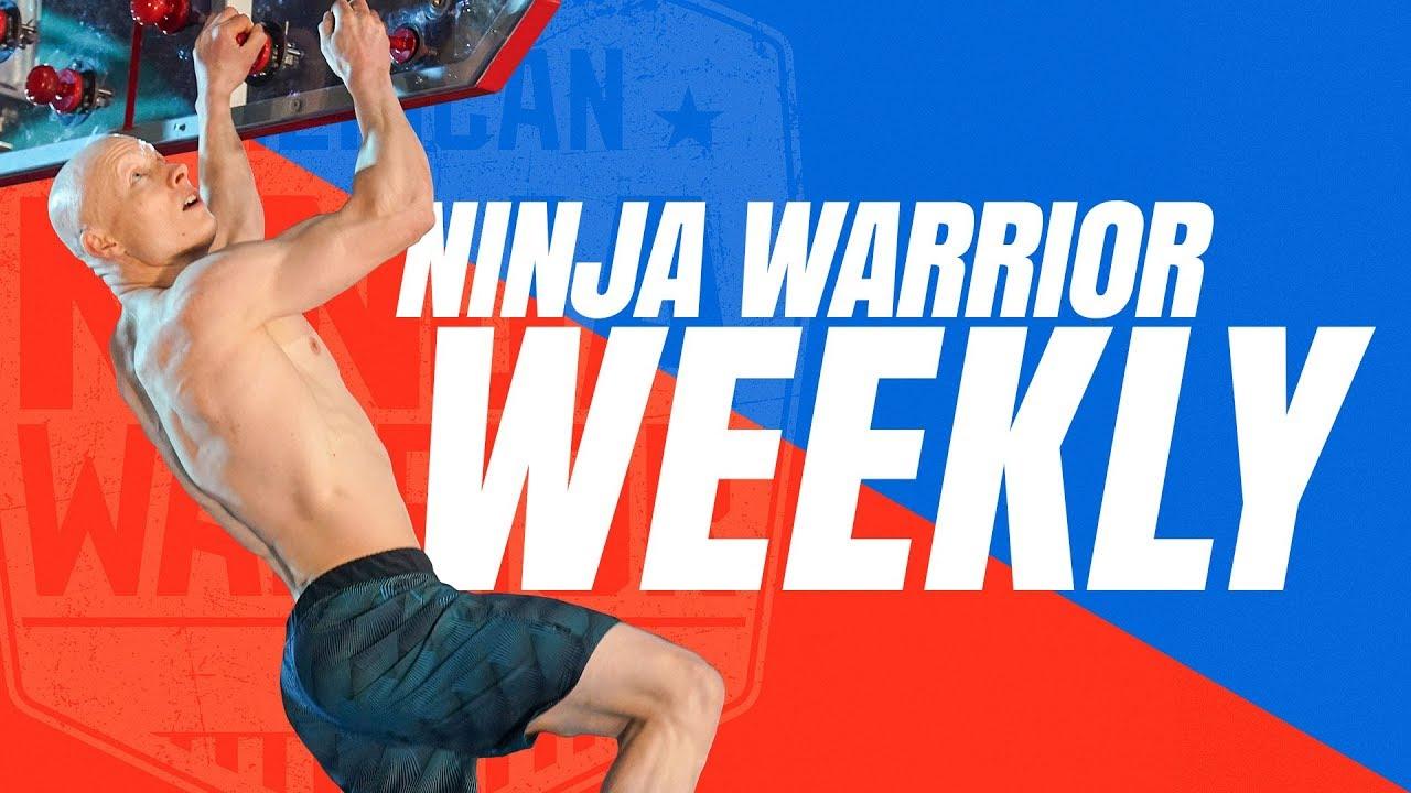 Download Kevin Bull Conquers - American Ninja Warrior Weekly: Los Angeles Finals (Digital Exclusive)