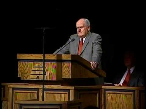 Take upon Yourself the Whole Armor of God - BYU Speeches