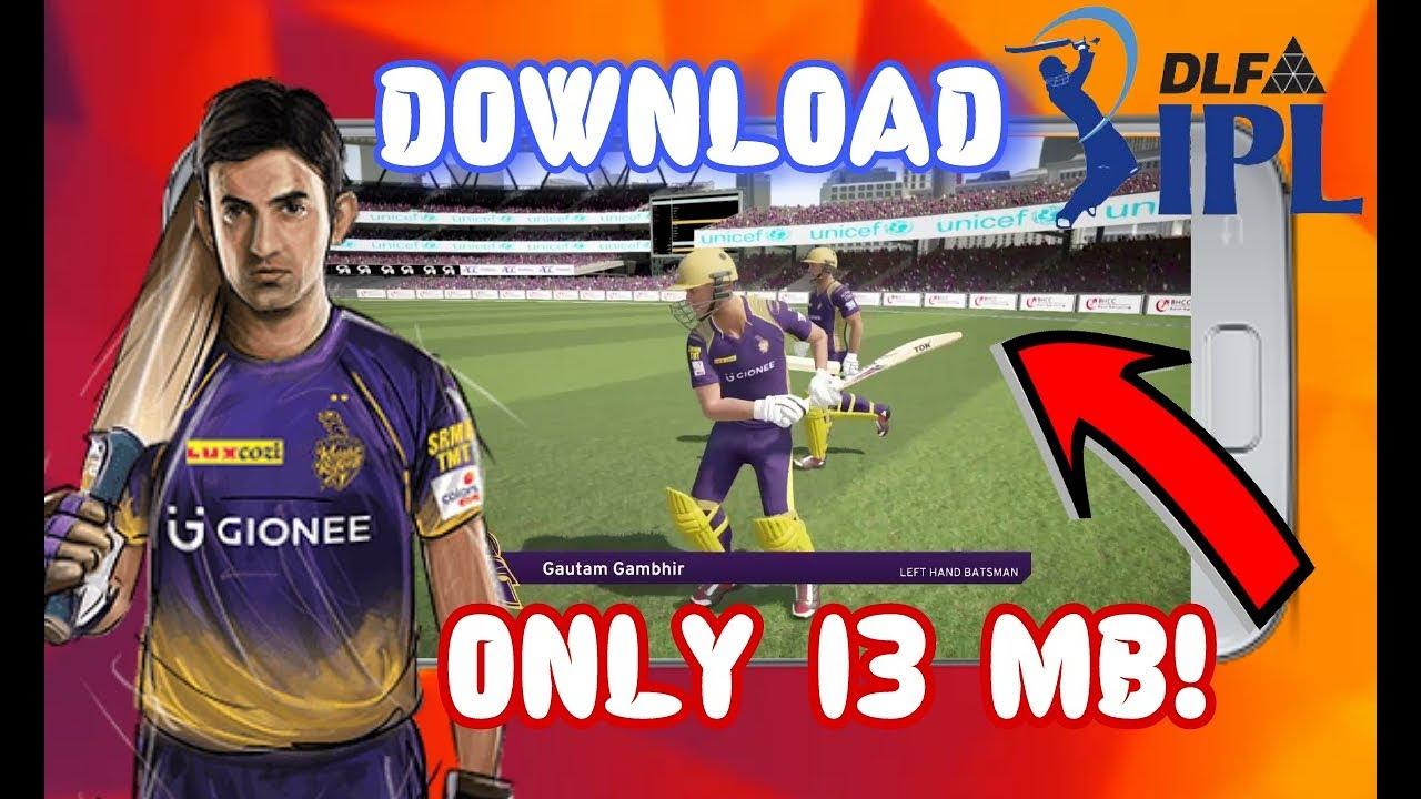 dlf ipl t20 fever games free download