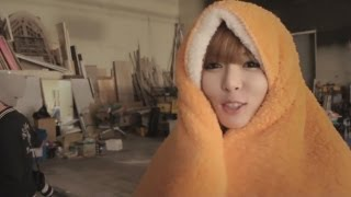HYUNA - ICE CREAM (BTS: Music Video)