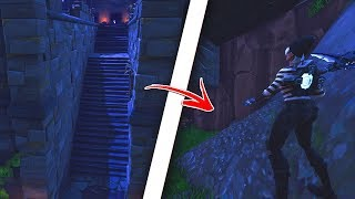How to BREACH into SECRET AREAS without breaking the walls! Insane Wallbreach! (Fortnite)