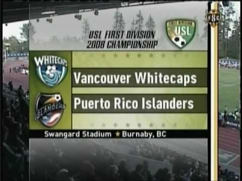 USL: First Division Championship game 10/12/2008