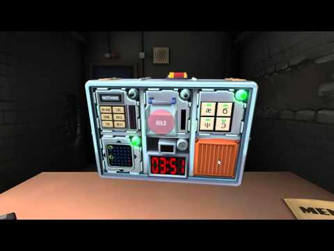 Keep Talking and Nobody Explodes - Danish team - Part 1