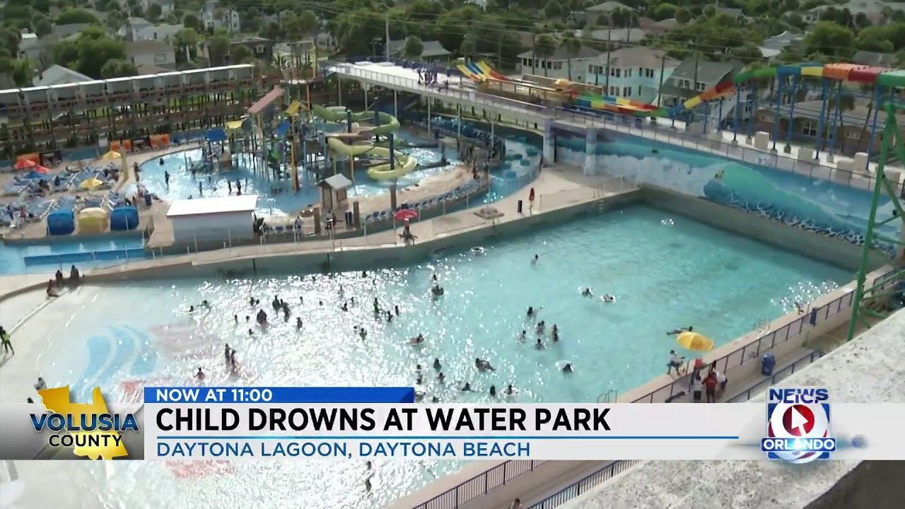 Child Drowns At Water Park You