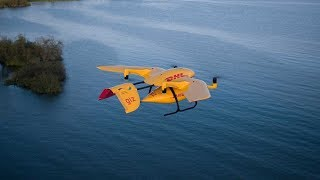 Deliver Future: Parcelcopter 4.0 | Delivering vital medicines by drone