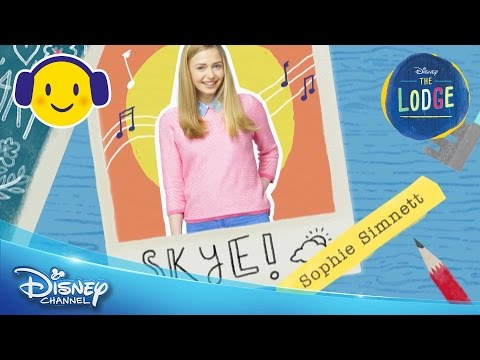 The Lodge | Theme Song | Official Disney Channel UK