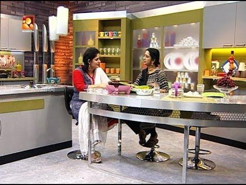 Annies Kitchen With Malayalam Film Actress Kalpana | Chakka Vevichathu & Netholi Meen Curry Recipe