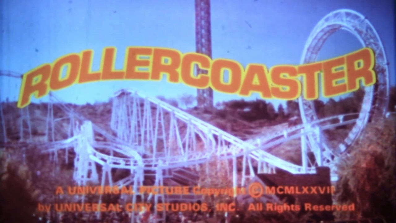 Download Rollercoaster Theatrical Trailer 1977 16mm Print