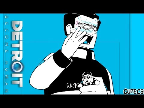 XS Gavin - Dick in a Box - Part 2 | Detroit: Become Human Comic Dub