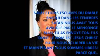 MARYA ADE LUMIERE DU MONDE (LYRICS)