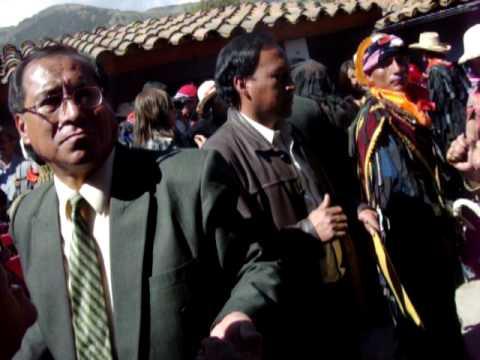 SAN PEDRO DE SAÑO 2010, video 2, CASA DE FMLIA: MI...