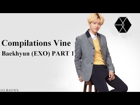 Compilations Vine - Baekhyun (EXO) PART 1