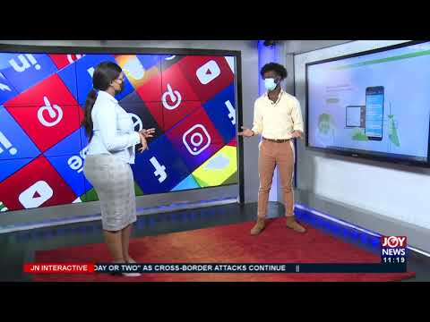 Tech Talk: Websites to assist you in learning coding - JoyNews Interactive (20-5-21)