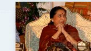 ASHA BHOSLE - THE NIGHTINGALE OF ASIA & THE VOICE OF INDIA (PART - 1)