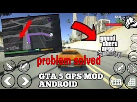 HOW TO DOWNLOAD GTA SA GPS MOD (GTA SAN ANDREAS)