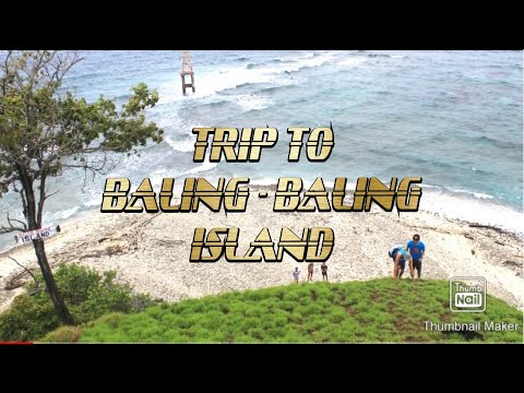 'OUR JOURNEY' Baling baling Island Tumbak Village in South East Minahasa Regency