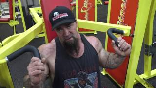 James Vest Xtra Shoulder Work
