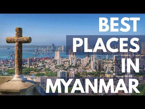 10 Best Travel Destinations in Myanmar