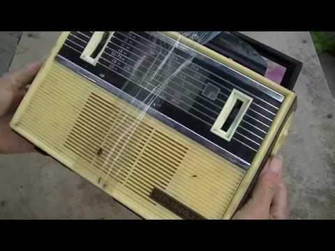VEF Spidola 10 USSR Radio