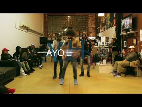Ayo & Teo Dancing X bitch by 21 savage