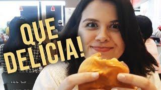 FAST-FOOD COREANO EM SÃO PAULO (feat. Thais Genaro)