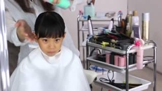 小学校お受験願書写真の服装と髪型第3段アップ編 1つ括り京都の写真館フ...