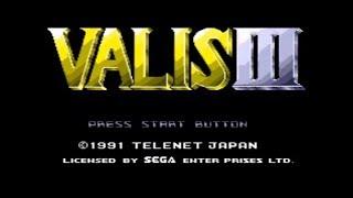 Valis III (Genesis) - Longplay