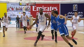 Highlights: Mighty Sports vs ES Rades | 31st Dubai International Basketball Championship