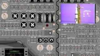 Orbiter 2010 - Apollo 7 Launch Coverage vs Simulation