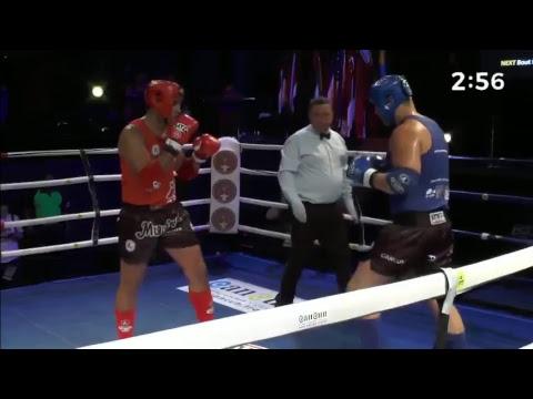 World Muaythai Championships 2018 Ring A   _ DAY 5