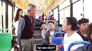[Video Hài] Đánh Rắm Trên Xe Bus