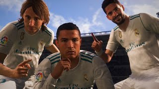 FIFA 18 Gamescom 2017 Trailer (Blue Monday Mix)