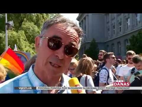Gay Pride Zagreb 2017. - RTL