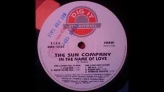 the sun company - in the name of love ( club mix )