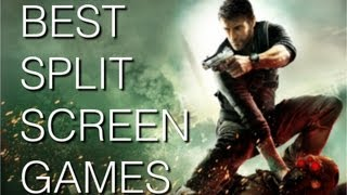 Best SPLIT SCREEN Co op Games- SpliopGames