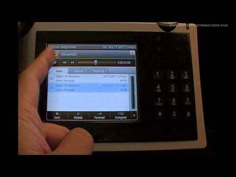 Lesson 9 - Introduction to the IP 655 phone