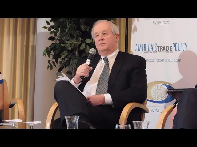 2/9/17 WITA Event: NAFTA 2.0? Panel 2: Micheal Dykes