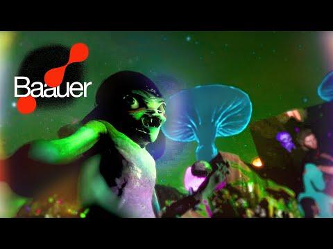 Смотреть клип Baauer Ft. Bipolar Sunshine - Home