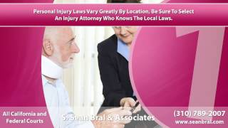 #1 Personal Injury and Wrongful Death Attorney | All California & Federal Courts