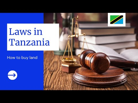 Sat With A Lawyer And Got ALL Of Your Land Questions Answered!    Tanzania 🇹🇿