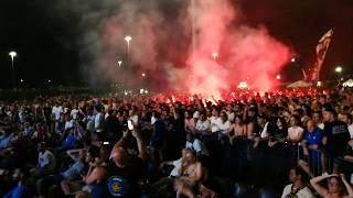 Festa Curva Nord Milano