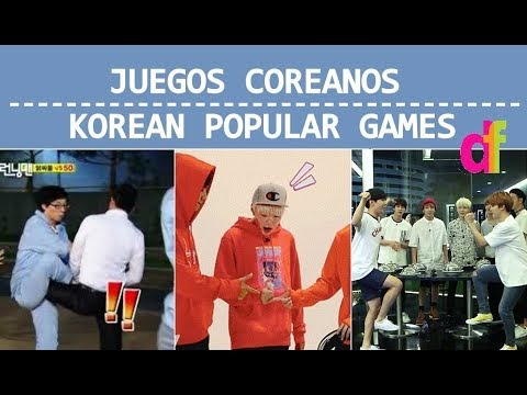 Top 10 Juegos Populares De Corea Popular Korean Games Youtube