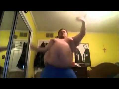 Harlem Shake (fat from Komsomolsk-on-Amur)