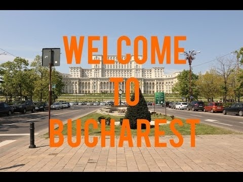 Welcome to Bucharest, Romania!