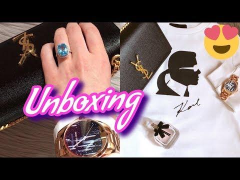 YSL Bag   Karl Lagerfeld Iconic Sweatshirt   Michael Kors Smartwatch    Marta In_Vogue_UK