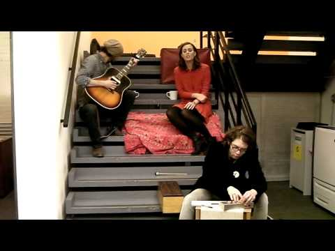 Sophie Auster at The Orchard's CMJ Stairwell Series  Little Bird