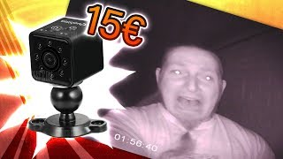 Mini-Kamera mit Nachtsicht? 🎥 QUELIMA SQ13 [Review, Technik, German, Deutsch]