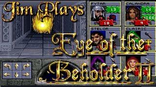 Eye of the Beholder II, Amiga (AGA) - Part 49: Glowy Bastard Things