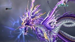 Chinese Paladin 5 Prequel Gameplay - boss Battle Dragon (HD)